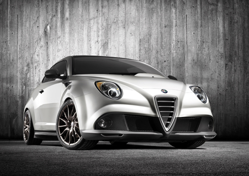 Pack full led alfa romeo mito