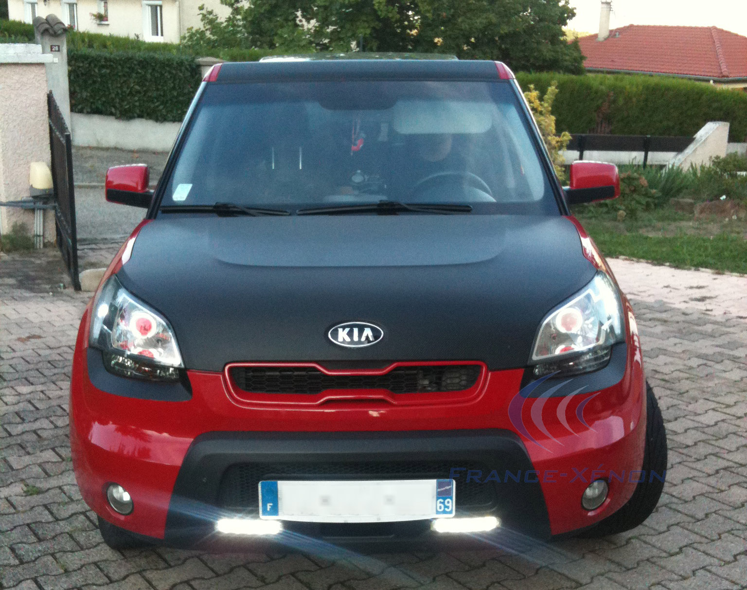 Pack led pour kia soul par FRANCE XENON